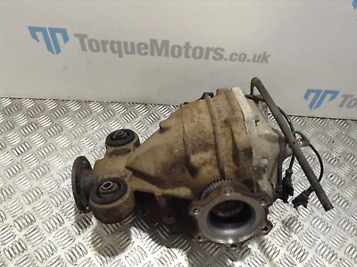 Nissan 370z GT Rear diff differential