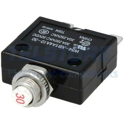 1pcs W28-XQ1A-6 Disjoncteur Utension 250VAC 32VDC 6A Contacts SPST-NC Ø16mm