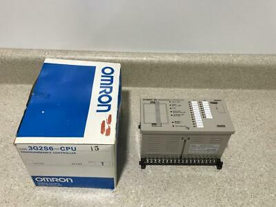Omron Programmable Controller 3G2S6-CPU15 NEW