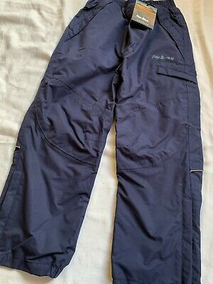 Peter Storm Outdoor typhoon Navy Unisex trousers 7-8 Yr bargain BNWT £15 Bargain