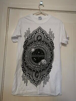 Official While She Sleeps Logo T-Shirt Sheffield Metalcore Band WSS Death Toll