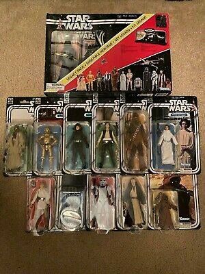 Star Wars Legacy Pack - Darth Vader + all 11 Other Figures -