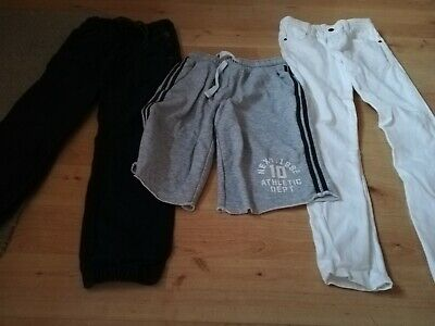 Next Aged 10 Years Boys Jeans Long Jog Shorts Undeniable Cargo Pants