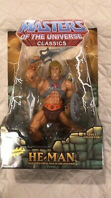 Masters of The Universe Classics He-Man Brand New