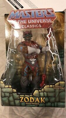 Masters of The Universe Classics Zodak Brand New