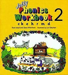 Jolly Phonics Workbook: ck, e, h, r, m, d by Lloyd, S... | Book | condition good