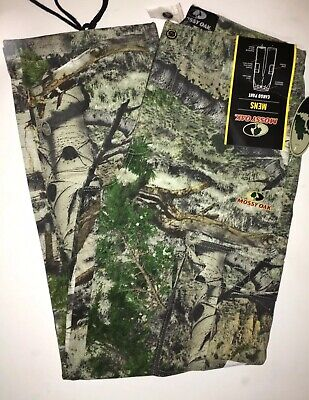 MOSSY OAK Mountain Country Camouflage Cargo Pants Hunting Several Sizes