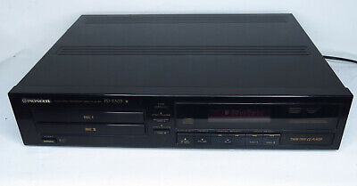 Pioneer PD-T303 Twin Tray CD Player Changer 1989 Made in Japan