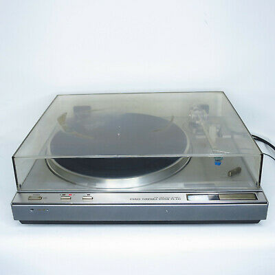 Sony PS-X45 Fully Automatic Stereo Turntable System Made in Japan