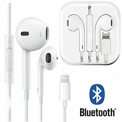 Headphones Earbuds For Apple iPhone 6 7 8 Plus X XS MAX XR 11 Wired Headset