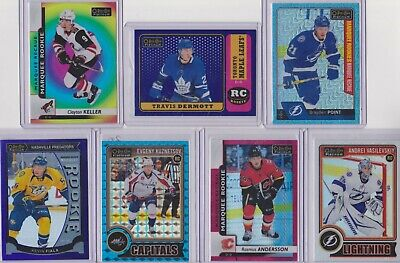 "OPC Platinum Marquee Rookies (Color Parallels)  ""U"" Pick Various Years Serial #d"