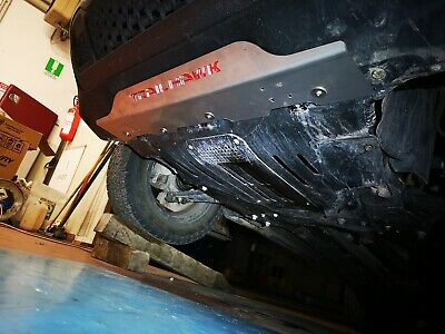 Jeep Renegade Trailhawk Front Skid Plate