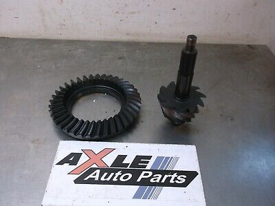 """Scallop-Cut 9/"""" Ford Ring /& Pinion 9 Inch Ford Gears NEW 4.56 Ratio"""