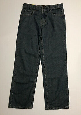 Urban Pipeline Boys Size 18 Relaxed Fit Jeans Straight Leg Low Rise Nwt