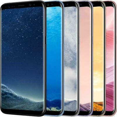 Samsung galaxy S8 G950U 64GB Factory Unlocked Android Smartphone - All Colors