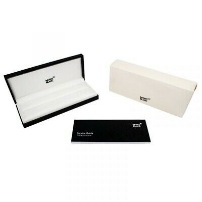 Brand New Montblanc Pen Presentation Box With Manual