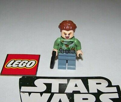 Lego Princess Leia from Set 8038 The Battle of Endor Star Wars Brand NEW sw235