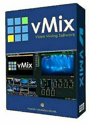 VMix Pro 22 Production Create Videos For Windows | Lifetime | Fast Delivery