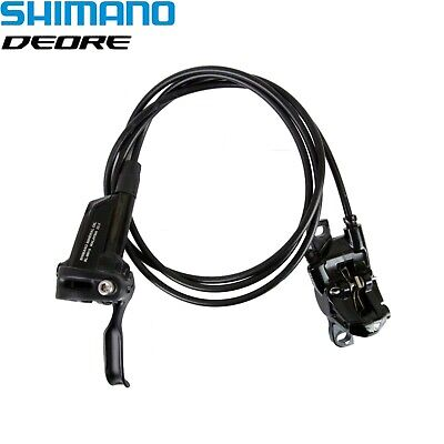 New Shimano Hydraulic Disc Brake Hose SM-BH90-SS Black 1000 or 1700mmn
