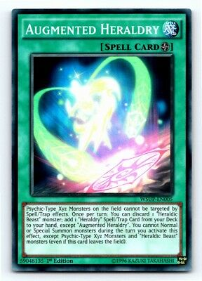 Rare Advanced Heraldry Art‎ ABYR-JP055 Japanese Yugioh