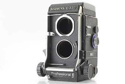 """""""NMint"""" MAMIYA C330 Professional f TLR Pro Film Camera Body From Japan 418"""