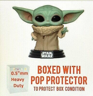 "Funko POP ""Star Wars"" Mandalorian:[PRE-ORDER] 3.75"" BABY YODA The Child, Boxed"