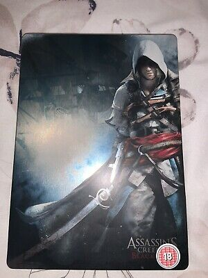 Assassins Creed Black Flag Steelbook Xbox One