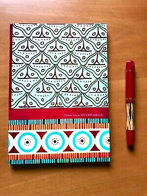 "250 pages ""Tirinto"" Tomoe River Notebook - Japanese Fountain Pen Friendly Paper"