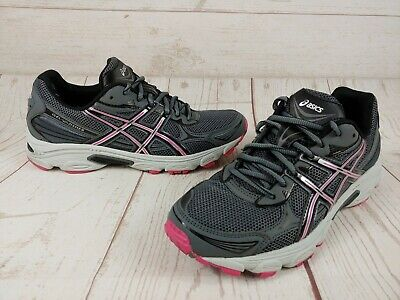 NEW ASICS GEL VANISHER Grey Mens Running Size:9 Model