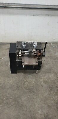 P/A Industries  SRF-105M servo Feeder/ Roller works great