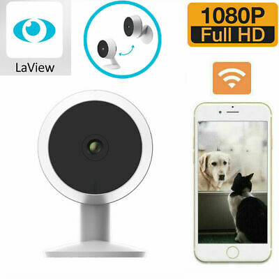 Full HD 1080P Security Surveillance Camera Indoor Wireless Wifi IP Smart Alexa