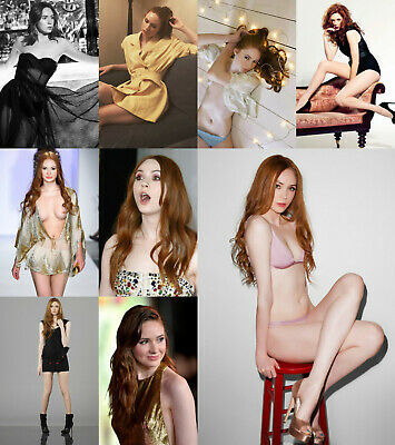 Karen Gillan - Pack of 5 Glossy Photo Prints - 25 pictures to choose from