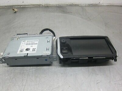 Peugeot 208 radio and Screen 9805493880