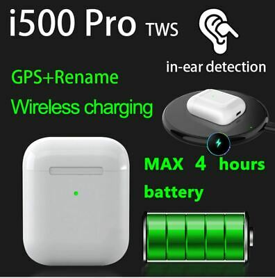 i500 Pro tws Mini écouteurs sans fil Earpod control touch Air pods Bluetooth 5.0