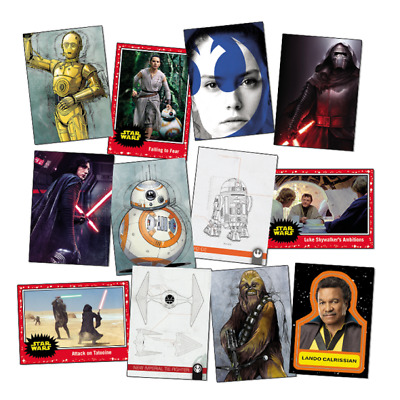 Topps Journey to Star Wars: The Rise of Skywalker - Choose from Insert Cards -