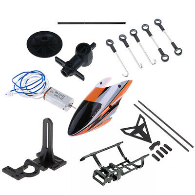 Professional RC Helicopter Part Replacement Part Accessories DIY kit Set New