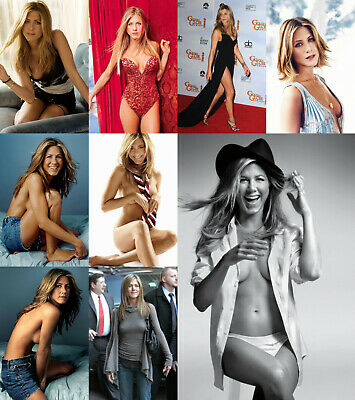Jennifer Aniston - Pack of 5 Glossy Photo Prints - 10 pictures to choose from