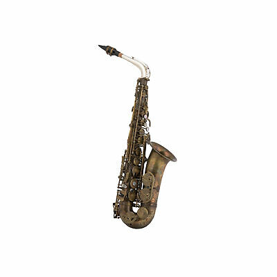 Selmer 42 Eb Professional Alto Saxophone Outfit, Unlacquered Finish