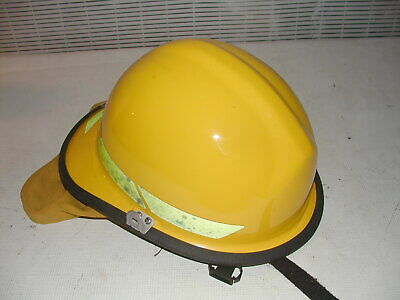 Bullard Traditional Fire Fighter Helmet Neck Guard, Thermal Cover Shield