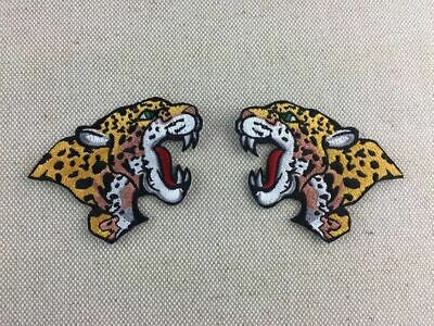 #3010 Wild Animal Antelope Embroidery Iron On Applique Patch