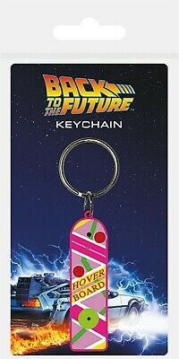 Back To The Future Hoverboard Official Licensed Brand New Keychain Novelty Gift