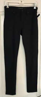 New Calvin Klein Jeans Legging Skinny Stretch Navy Blue Shaping Women's Size 2