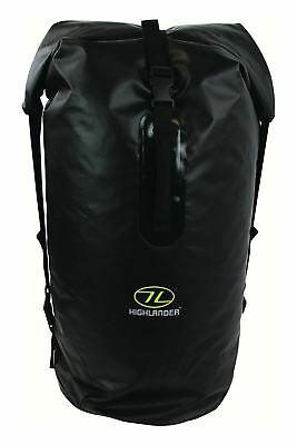 HIGHLANDER LARGE WATERPROOF POUCH DRY BAG SACK Phone Ipod GPS MAPS 27 x 33cms