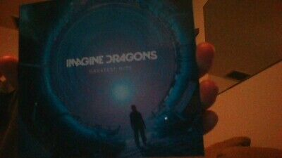 Imagine Dragons – Greatest Best songs Collection Music Hits 2CD SET