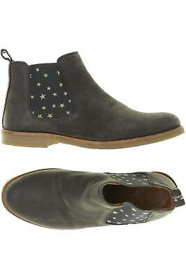 CHELSEA BOOTS CRICK IT JANICE BRUSHED SILVER Gr. 39 EUR 25