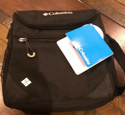 Columbia Thermal Food And Bottle Tote Microban New