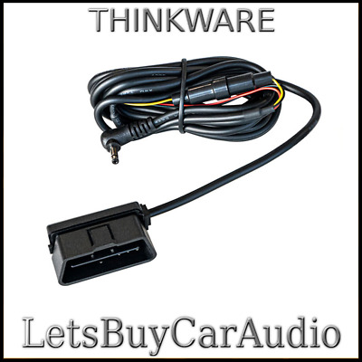 Thinkware Hwk-Tw01 Obd Installation Cable For U1000, Q800, F800, F770, F200, F70