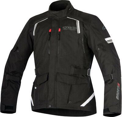 Giacca Lunga Touring Moto Alpinestars Andes v2 Impermeabile Sfoderabile drystar