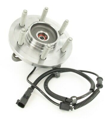 Wheel Bearing and Hub Assembly Front SKF BR930790