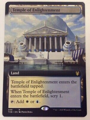 Temple of Enlightenment Extended Art ×1 - Theros Beyond Death - NM MTG